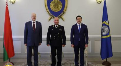 Արգիշտի Քյարամյանը հանդիպել է Ռուսաստանի և Բելառուսի ՔԿ նախագահների հետ