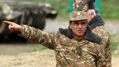 Միքայել Արզումանյանն ազատվել է Արցախի պաշտպանության նախարար-ՊԲ հրամանատարի պաշտոնից   |armenpress.am|
