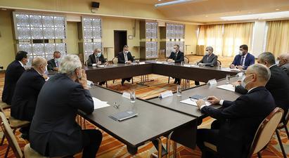 Վարչապետի և արտախորհրդարանական քաղաքական ուժերի ղեկավարների մասնակցությամբ տեղի է ունեցել խորհրդակցական ժողովի երկրորդ նիստը