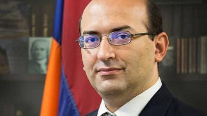 Tigran Mkrtchyan was appointed the Ambassador of the Republic of Armenia to Greece