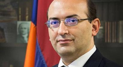 Տիգրան Մկրտչյանը նշանակվել է Հունաստանում ՀՀ դեսպան