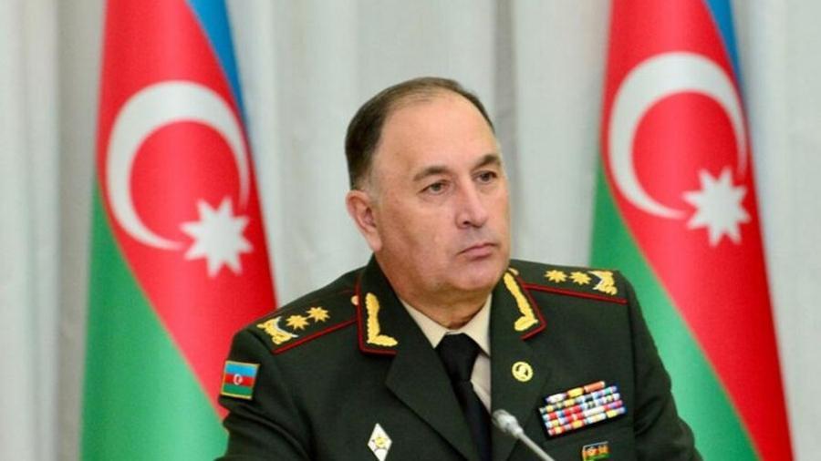 Ադրբեջանի պաշտպանության փոխնախարարը Թուրքիայում հանդիպումներ է ունեցել ԳՇ և հատուկ նշանակության ուժերի ղեկավարների հետ |tert.am|