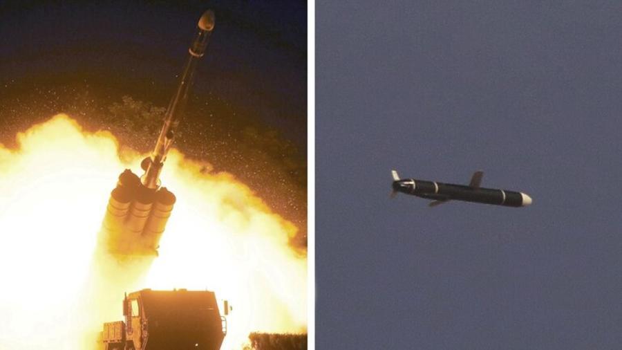 Ամիսների դադարից հետո Հյուսիսային Կորեան նոր հրթիռներ է փորձարկել  azatutyun.am 