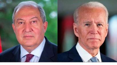 Հայաստանը խստորեն դատապարտում է ահաբեկչության բոլոր դրսևորումները. Արմեն Սարգսյանն ուղերձ է հղել ԱՄՆ նախագահին