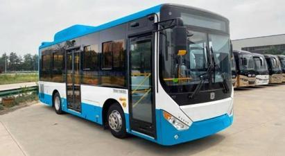 Նոր 211 ավտոբուսները հոկտեմբերի առաջին տասնօրյակում կլինեն Փոթիի նավահանգստում․Հայկ Մարության |armenpress.am|