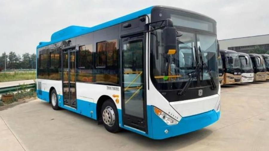 Նոր 211 ավտոբուսները հոկտեմբերի առաջին տասնօրյակում կլինեն Փոթիի նավահանգստում․Հայկ Մարության  armenpress.am 