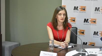 Մարիամ Գալստյանն ընտրվեց Կոռուպցիայի կանխարգելման հանձնաժողովի անդամի պաշտոնում