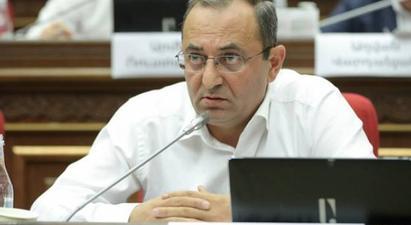 «Հայաստան» խմբակցությունը չի մասնակցելու Կոռուպցիայի կանխարգելման հանձնաժողովի անդամի քվեարկությանը․ Արծվիկ Մինասյան