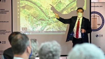Ադրբեջանական զինծառայողների ներկայության պայմաններում սահմանազատումն առաջ կբերի իրավունքների նոր խախտումներ․ՄԻՊ