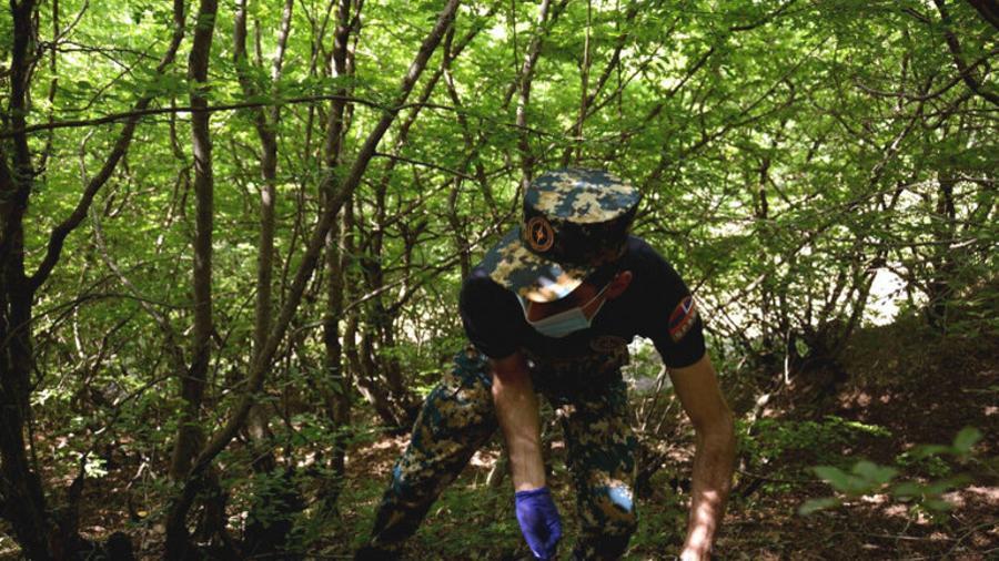 Վարանդայի (Ֆիզուլի) շրջանում իրականացված որոնողական աշխատանքների արդյունքում հայտնաբերվել է ևս մեկ հայ զինծառայողի աճյուն