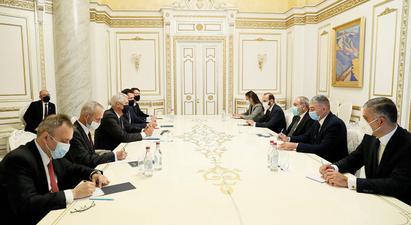Փաշինյանը Սլովակիայի ԱԳՆ-ի հետ հանդիպմանը ներկայացրել է միջազգային հանրությունից Հայաստանի ակնկալիքները