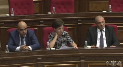 Խորհրդարանը քննարկում է Վճռաբեկ դատարանի դատավորի ընտրության հարցը․ ԲԴԽ-ն երեք թեկնածու է առաջադրել
