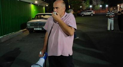 20-օրյա հացադուլից հետո Հայկ Հարությունյանը հայտարարել է նաև ջրադուլ․ «Ֆիզգոռոդոկ Երևան»