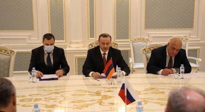 Հայաստանը պատրաստ է հնարավորինս արագ սկսել հայ-ադրբեջանական սահմանի սահմանագծման և սահմանազատման գործընթացը. Արմեն Գրիգորյան
