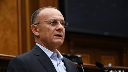 Իշխանությունը Սյունիքում ստեղծված իրավիճակի մասով ԱԺ փակ նիստին ցանկանում է ներկայանալ առաջին դեմքերով  |armenpress.am|