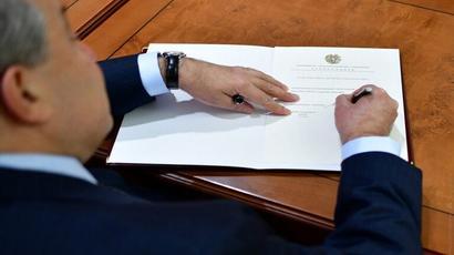 Արմեն Գյոզալյանը նշանակվել է Հատուկ բանակային կորպուսի շտաբի պետ-կորպուսի հրամանատարի տեղակալ
