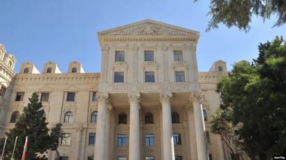Ադրբեջանի ԱԳՆ-ն քննադատել է ֆրանսիական պատվիրակության այցը Ղարաբաղ |azatutyun.am|