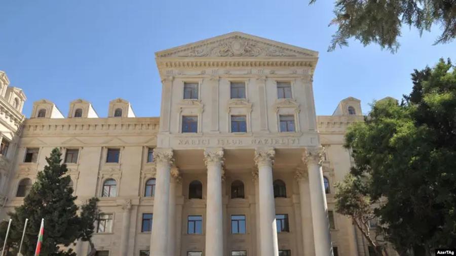 Ադրբեջանի ԱԳՆ-ն քննադատել է ֆրանսիական պատվիրակության այցը Ղարաբաղ  azatutyun.am 