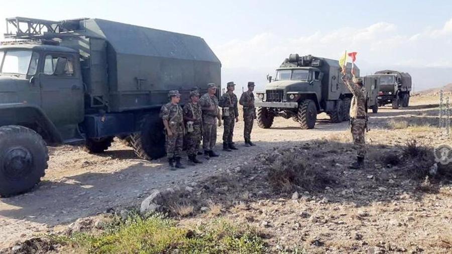 Մեկնարկել են ԶՈւ հակաօդային պաշտպանության զորքերի համալիր մարզումները
