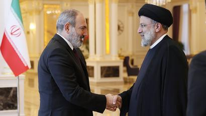 Դուշանբեում տեղի է ունեցել վարչապետ Փաշինյանի և ԻԻՀ նախագահ Էբրահիմ Ռայիսիի հանդիպումը