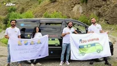 «EDU VAN HUB». նախաձեռնությունը մեդիակրթություն է տարածում Հայաստանի գյուղերում