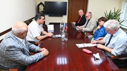 ՄԻՊ-ը բարոնուհի Քոքսին է ներկայացրել Ադրբեջանի ԶՈՒ կողմից ՀՀ սահմանային բնակիչների իրավունքների խախտման փաստերը