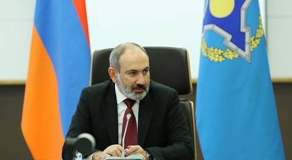 Անընդունելի է երկրների կողմից ահաբեկչական կազմավորումների օգտագործումը ռազմաքաղաքական նպատակներով. Փաշինյան  armenpress.am 