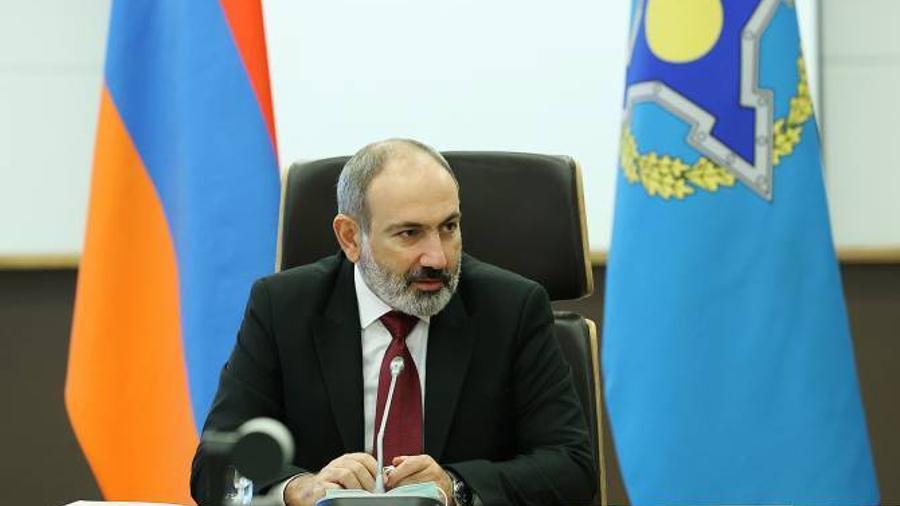 Անընդունելի է երկրների կողմից ահաբեկչական կազմավորումների օգտագործումը ռազմաքաղաքական նպատակներով. Փաշինյան |armenpress.am|