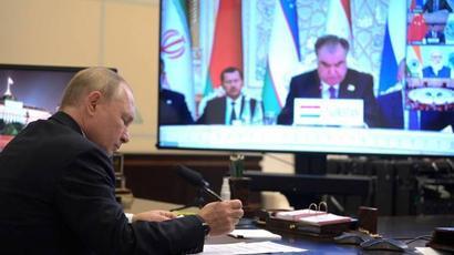 ՇՀԿ-ի գագաթնաժողովում ստորագվել է Դուշանբեի հռչակագիրը |armenpress.am|
