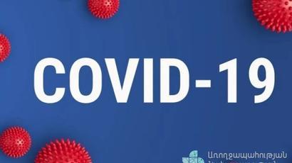 Այսօրվա դրությամբ հաստատվել է կորոնավիրուսի 1011 նոր դեպք