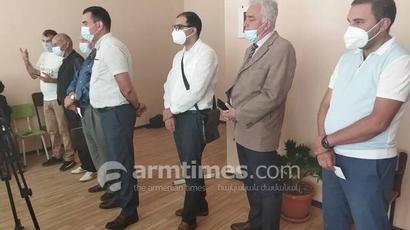 Հայտնի են Գյումրու ՏԻՄ ընտրություններին մասնակցող քաղաքական ուժերի քվեաթերթիկների համարները |armtimes.com|