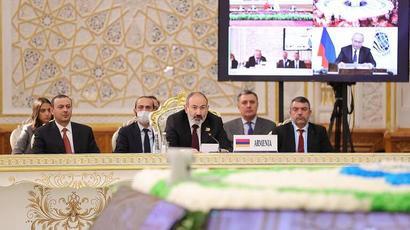 Հայաստանը շահագրգռված է ՀԱՊԿ և ՇՀԿ տարածաշրջաններում ահաբեկչության սպառնալիքի արդյունավետ զսպմամբ. Փաշինյան