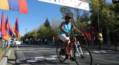 ԿԳՄՍ նախարարը հաջողված է համարում «ՀՀ Վարչապետի գավաթ» խճուղային սիրողական հեծանվավազքի առաջին մրցաշարը  armenpress.am 