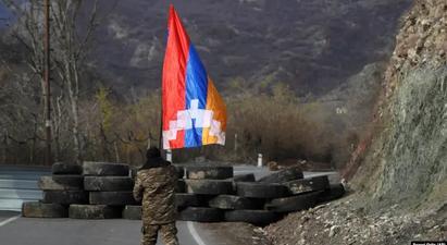 ՌԴ ՊՆ-ը հաղորդում է Շուշիի շրջանում ՊԲ դիրքերի գնդակոծումների և երկու զինծառայողի վիրավորվելու մասին