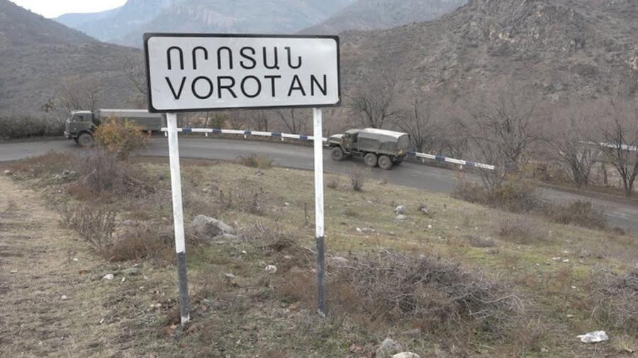 Ադրբեջանը վերադարձրել է Գորիս-Որոտան ճանապարհին մայրուղուց շեղված ու Ադրբեջանի վերահսկողության տակ գտնվող տարածքում հայտնված քասախցիներին․ ԱԱԾ