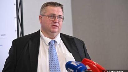 Տրանսպորտային կապերի ապաշրջափակումը հնարավորություն կտա ավելացնել ՀՀ-ի և ՌԴ-ի ապրանքաշրջանառությունը. Օվերչուկ |armenpress.am|