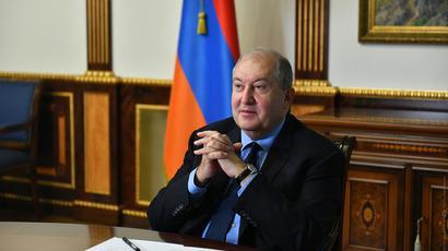 Արմեն Սարգսյանը շնորհավորել է Վլադիմիր Պուտինին` Պետդումայի ընտրություններում «Եդինայա Ռոսիա» կուսակցության հաղթանակի առթիվ