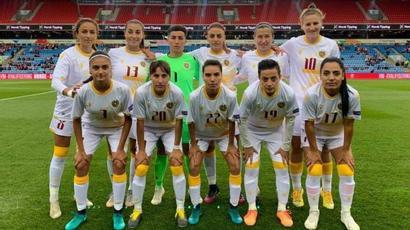 Կանանց ֆուտբոլի ընտրանին պարտվեց նաև Երևանում  armenpress.am 