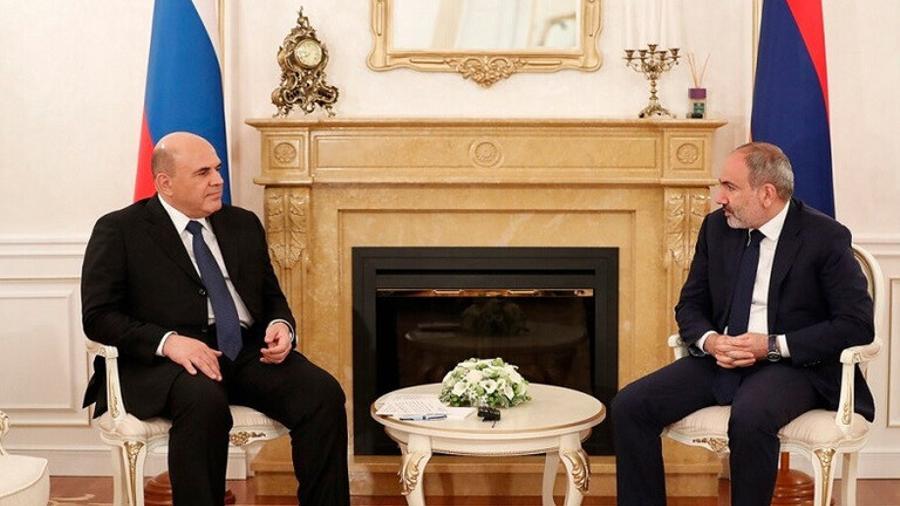 Ռուս-հայկական հարաբերություններն առաջանցիկ զարգանում են բոլոր ուղղություններով. Միշուստինը շնորհավորել է վարչապետին