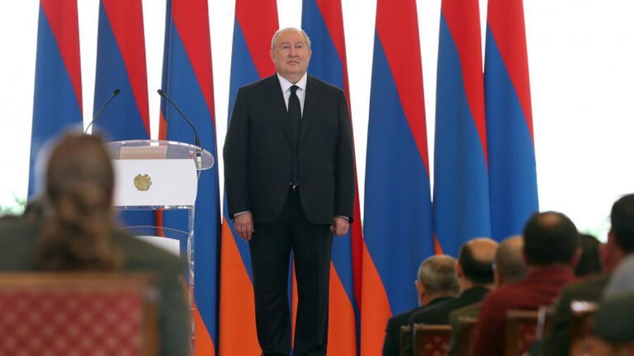 ՀՀ նախագահը հայրենիքի պաշտպանության և անվտանգության ապահովման գործում ներդրած ավանդի համար հետմահու պարգևատրել է մի խումբ զինծառայողների և կամավորականների