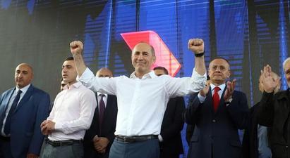 Անկախության երեսուներորդ տարեդարձին մեզ միասնականություն, կամք և ոգի է անհրաժեշտ՝ նոր վերելքի ուղիներ գտնելու և միասնաբար կասեցնելու երկրի կործանարար ընթացքը․ «Հայաստան» դաշինք