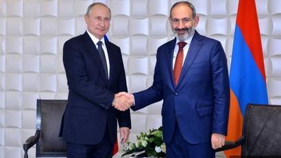 Համատեղ ջանքերով կշարունակենք հզորացնել երկկողմ գործընկերությունը. ՌԴ նախագահը շնորհավորական ուղերձ է հղել ՀՀ վարչապետին