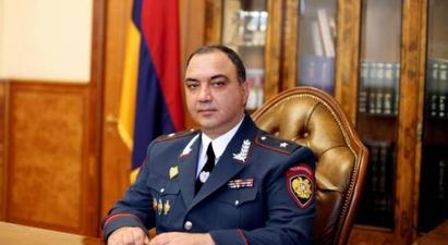 Տեր ենք մեր անկախությանն ու ինքնիշխան պետությանը. ՀՀ ոստիկանապետը շնորհավորել է Անկախության 30-ամյակը