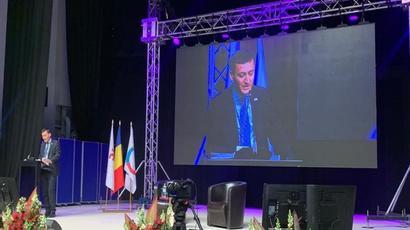 Հայաստանը հավատարիմ է Ֆրանկոֆոնիայի առաջնային առաքելությանը. ԿԳՄՍ փոխնախարարը՝ Ֆրանկոֆոն համաժողովին