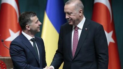 Զելենսկին Էրդողանին շնորհակալություն է հայտնել ՄԱԿ-ի ԳՎ ամբիոնից Ղրիմի «բռնակցման» մասին խոսքերի համար և նրան Ուկրաինա հրավիրել |tert.am|