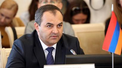 Գլխավոր դատախազ Արթուր Դավթյանը աշխատանքային այցով մեկնել է Ղազախստան