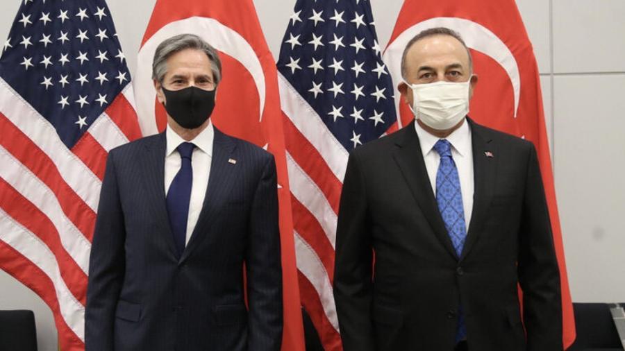 Բլինկենը ՄԱԿ-ի ԳՎ շրջանակում Չավուշօղլուի հետ քննարկել է Հայաստանն ու Լեռնային Ղարաբաղը |tert.am|