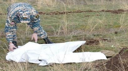 Remains of an Armenian serviceman were found in Varanda