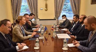 ՀՀ ԱԳ նախարարը ԵԽ գլխավոր քարտուղարի հետ հանդիպմանը կարևորել է Արցախ միջազգային կազմակերպությունների մուտքի ապահովումը