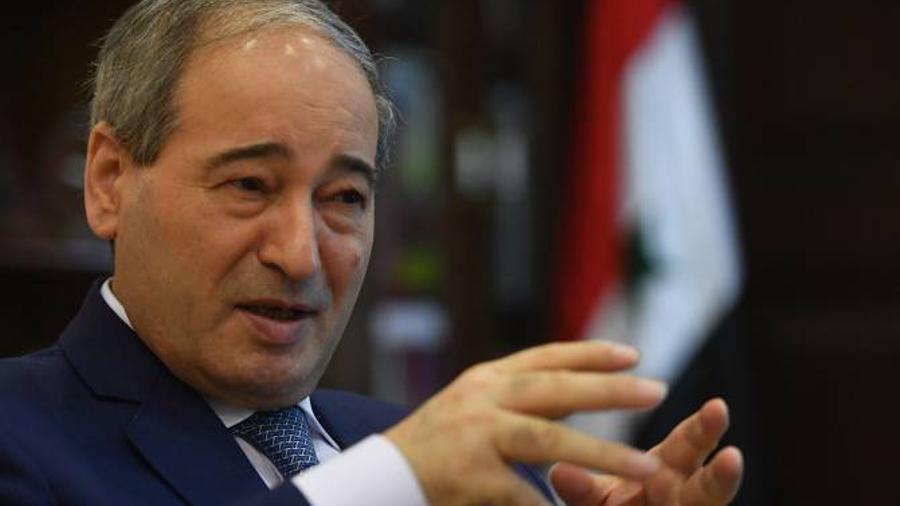 Սիրիայի ԱԳ նախարարը հայտարարել Է երկրում տնտեսական դրության վատթարացման մասին |armenpress.am|